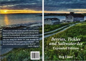 Berries, Tickles and Saltwater Ice - Expanded Edition - Cover