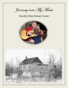 Journey into My Music - book cover