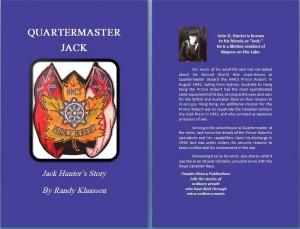 Quartermaster Jack - Cover f&b